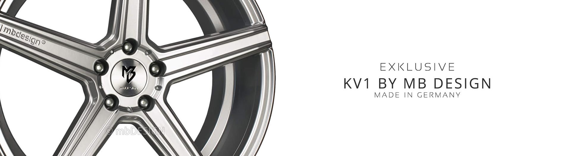 KV1 kaufen bei MB Design Felgen Online Shop