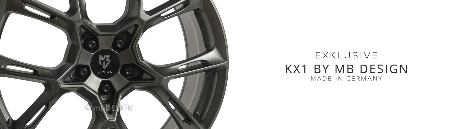 KX1 kaufen bei MB Design Felgen Online Shop