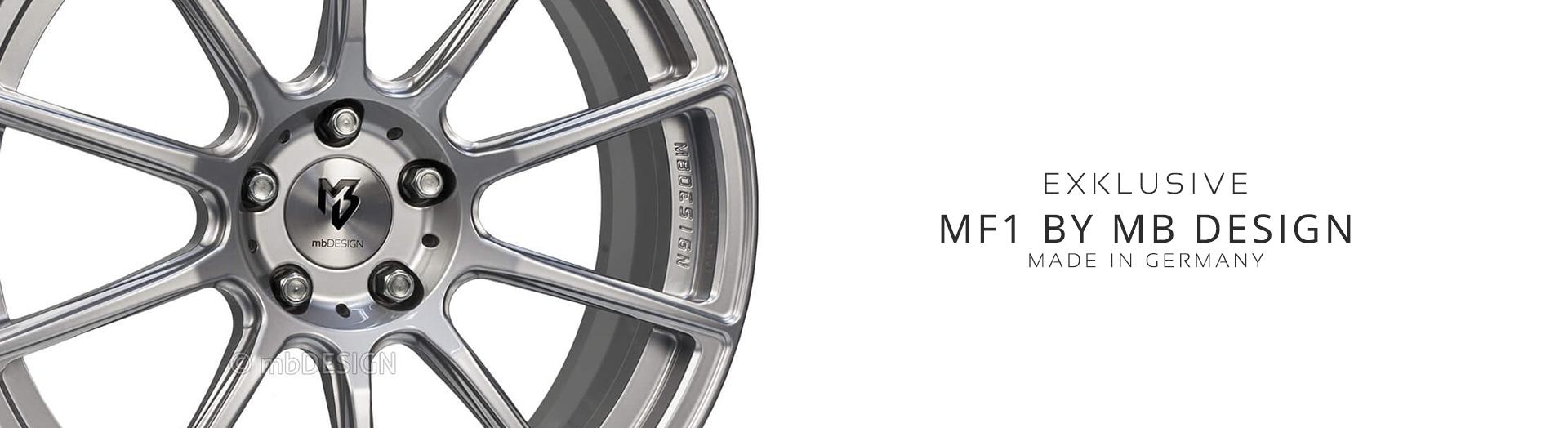 MF1 (Magnesium Felgen) kaufen bei MB Design Felgen Online Shop