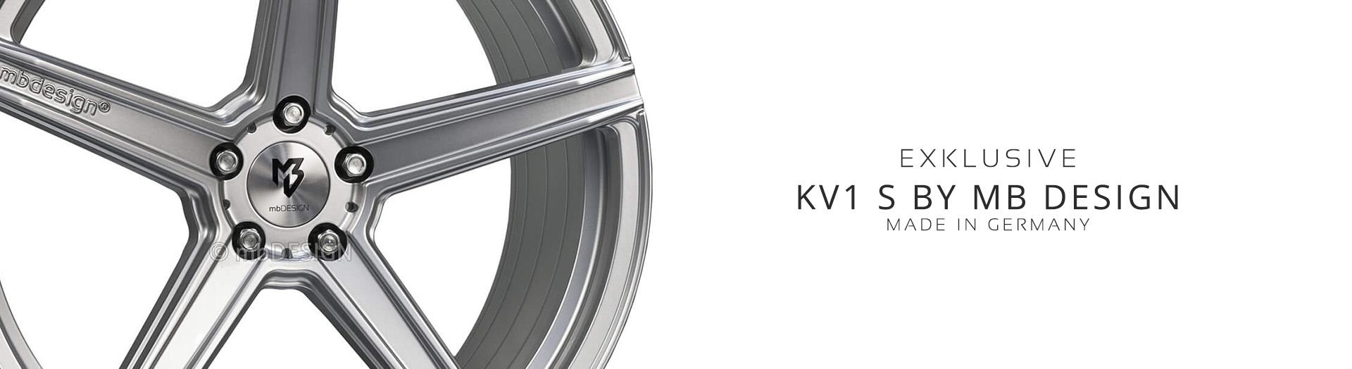 KV1S kaufen bei MB Design Felgen Online Shop